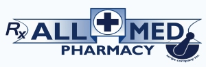 Rajinder all+med pharmacy logo2